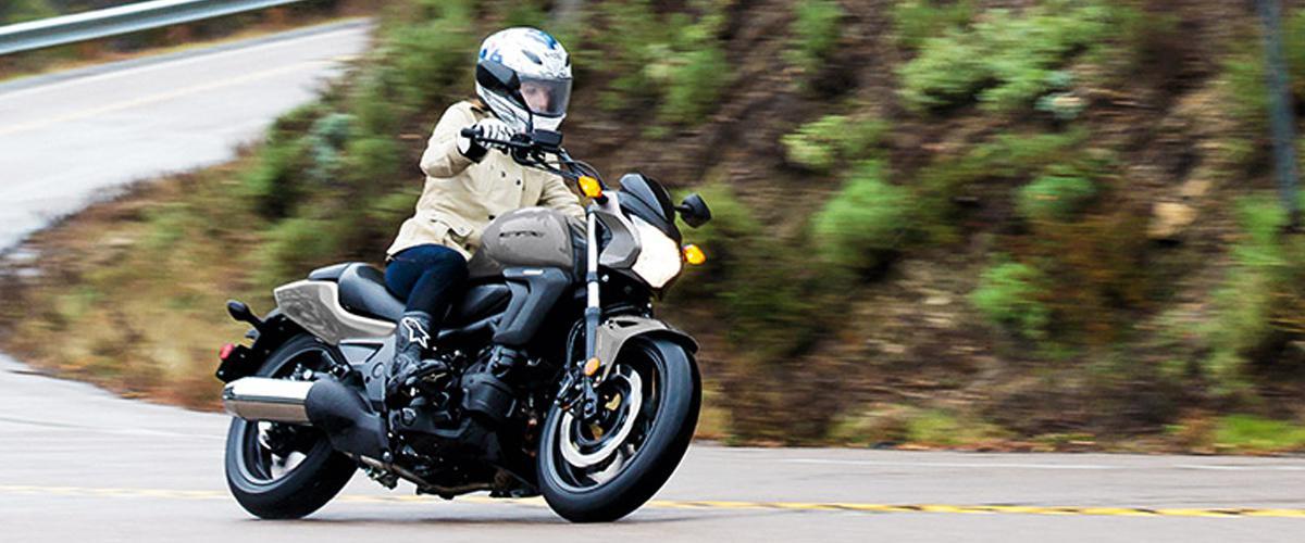 Honda Cruiser Motorcycle