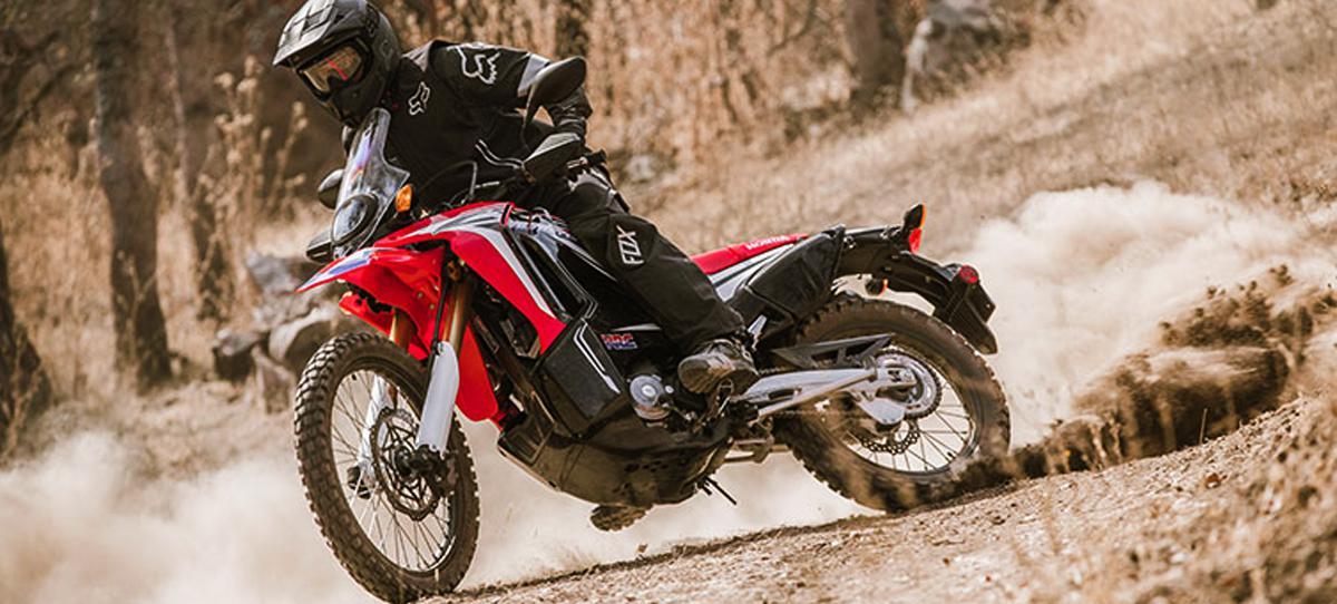 Honda Dirt Bikes & Off-Road Bikes