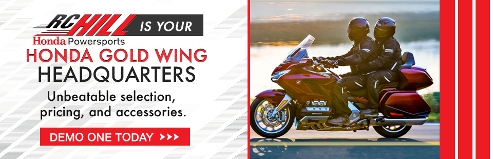 Your Florida Honda Gold Wing Headquarters - Schedule A Demo & Take one home!