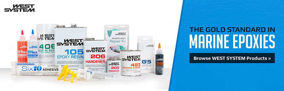 WEST SYSTEM Products: The Gold Standard in Marine Epoxies