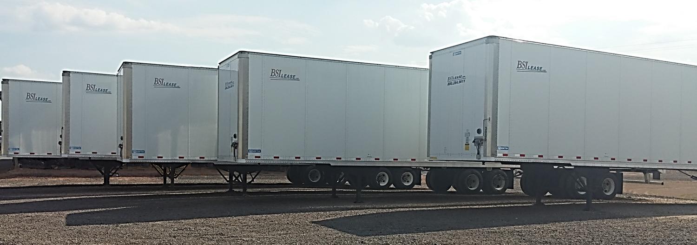 Trailer Leasing Baucom Service, Inc  Monroe, NC (704) 753-4264