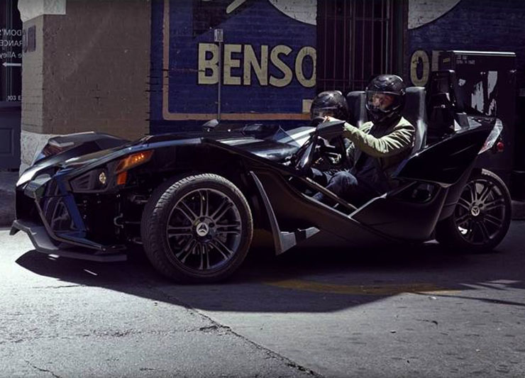 Polaris S Series Slingshots