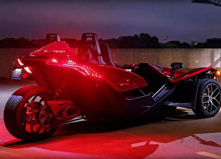 Polaris SL Series Slingshots
