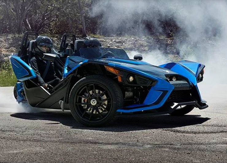 Polaris SLR Series Slingshots