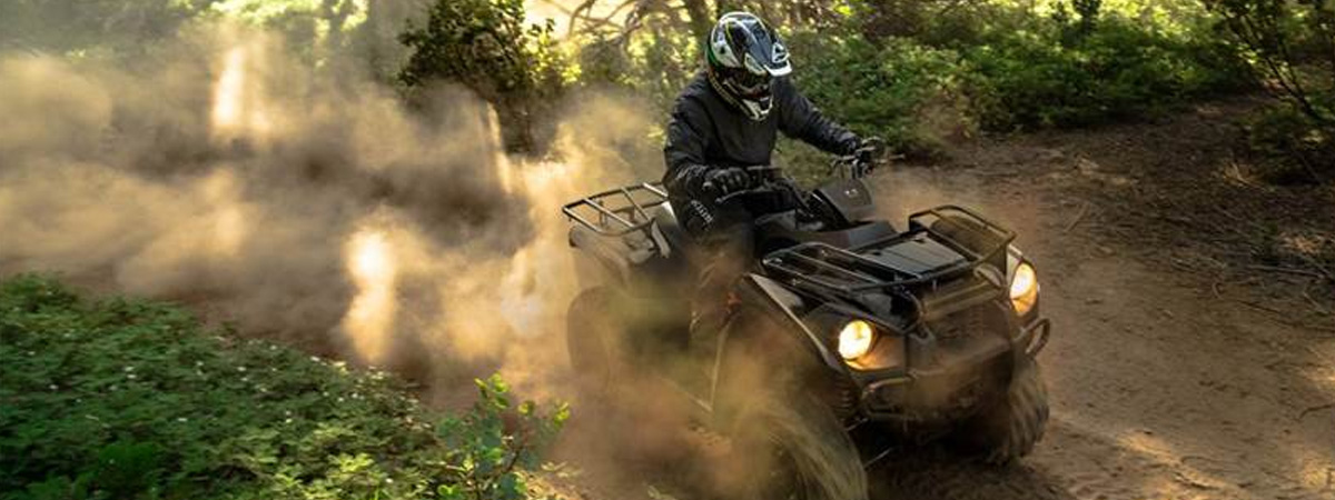 Kawasaki ATVs