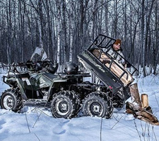 Shop Polaris 2 up ATV today!
