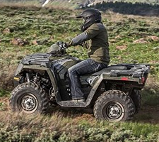 Shop Polaris Recreation and Utility ATV today!