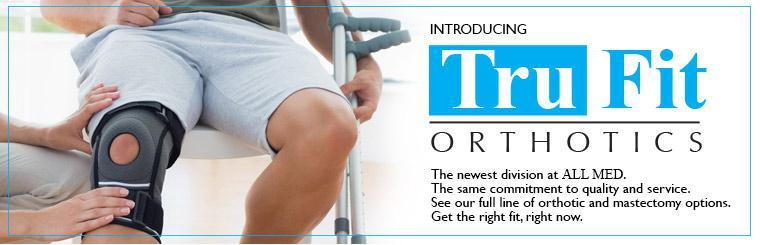 Introducing Tru Fit orthotics.