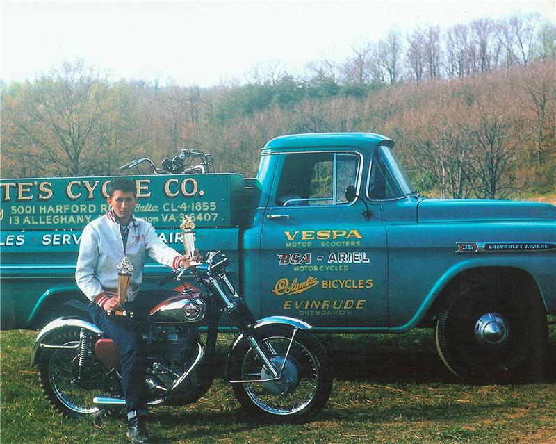 Pete's Cycles History
