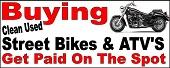 Buying Used Bikes ATV