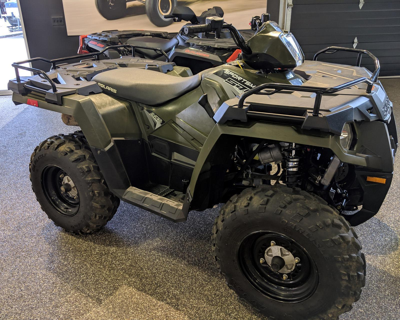 2017 Polaris PWC Atv Polaris Sportsman 570