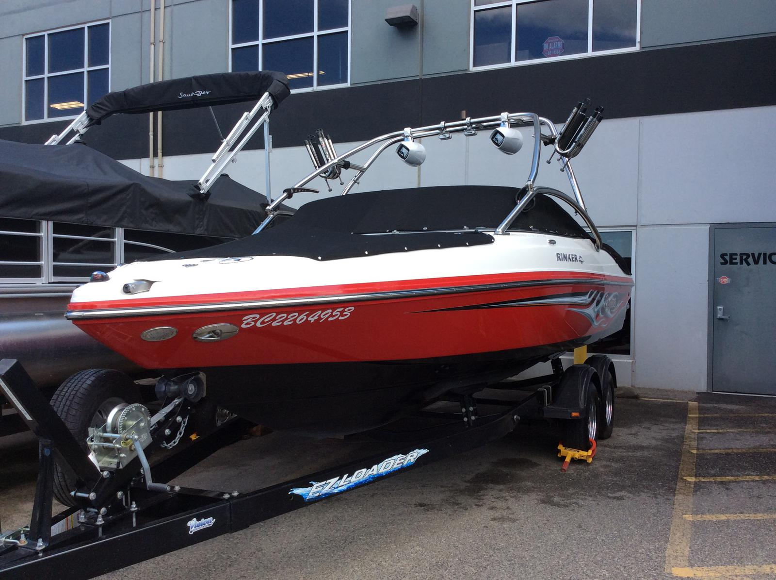 2010 RINKER CAPTIVA 226 XL R for sale