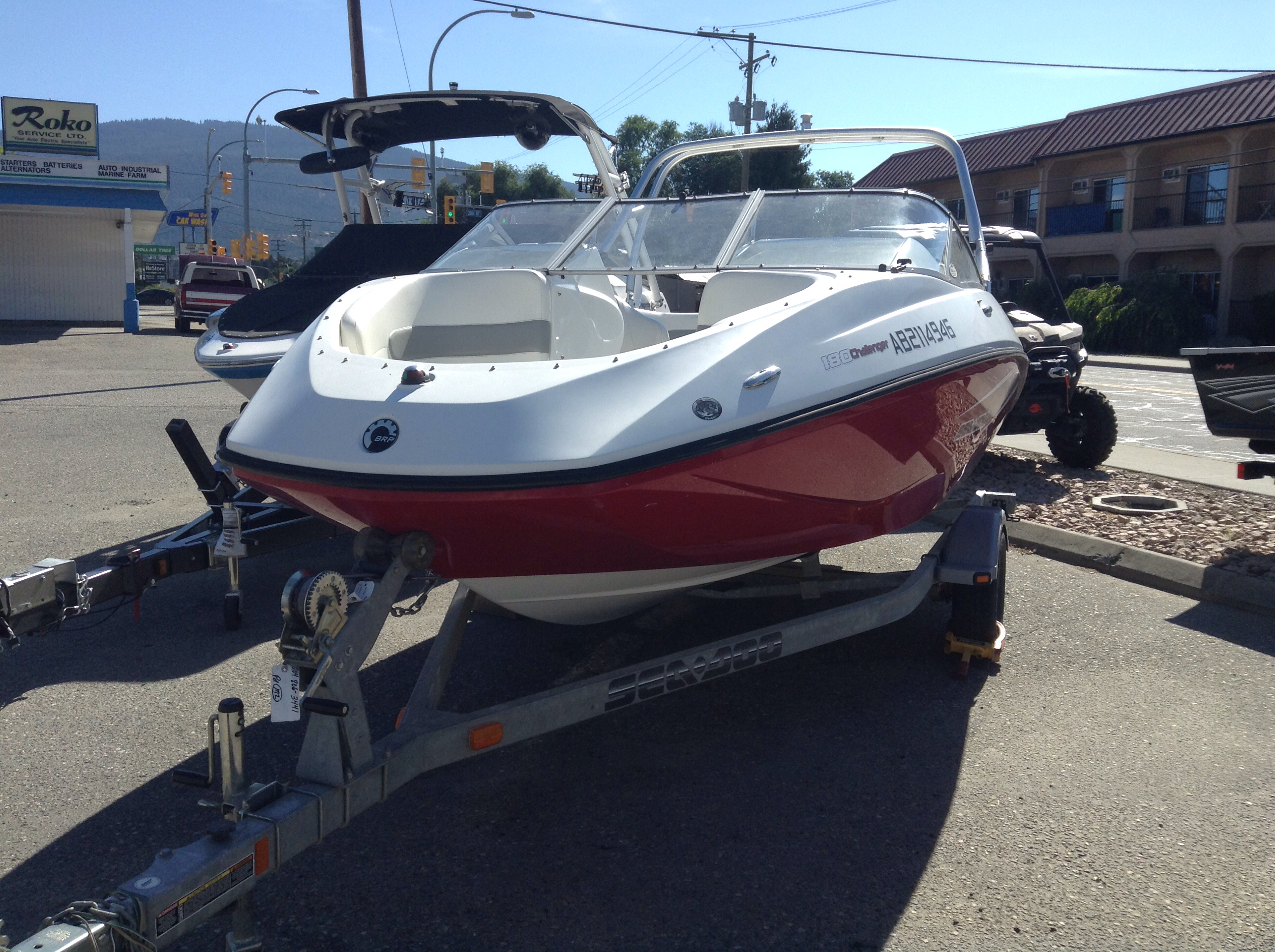 For Sale: 2009 Lowrance  ft<br/>Banner Recreational & Marine - Kelowna