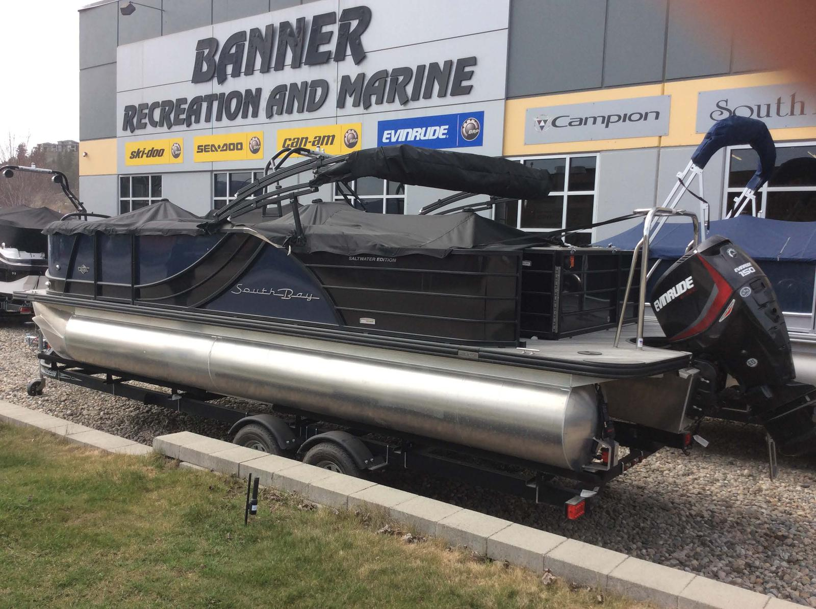 For Sale: 2017 South Bay 523 Fcr ft<br/>Banner Recreation Products