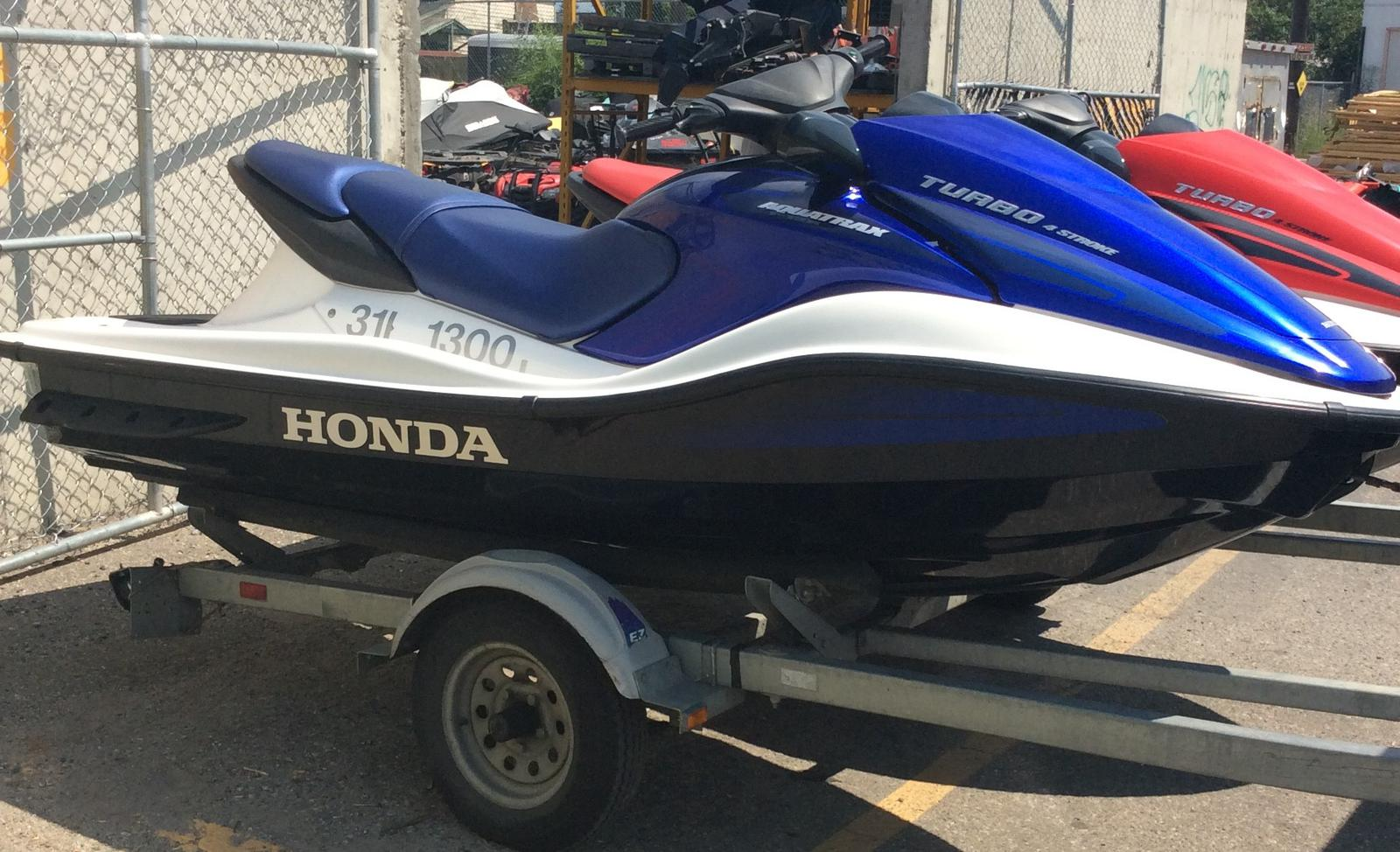 For Sale: 2006 Honda Aquatrax 4 Stroke Turbo ft<br/>Banner Recreation Products