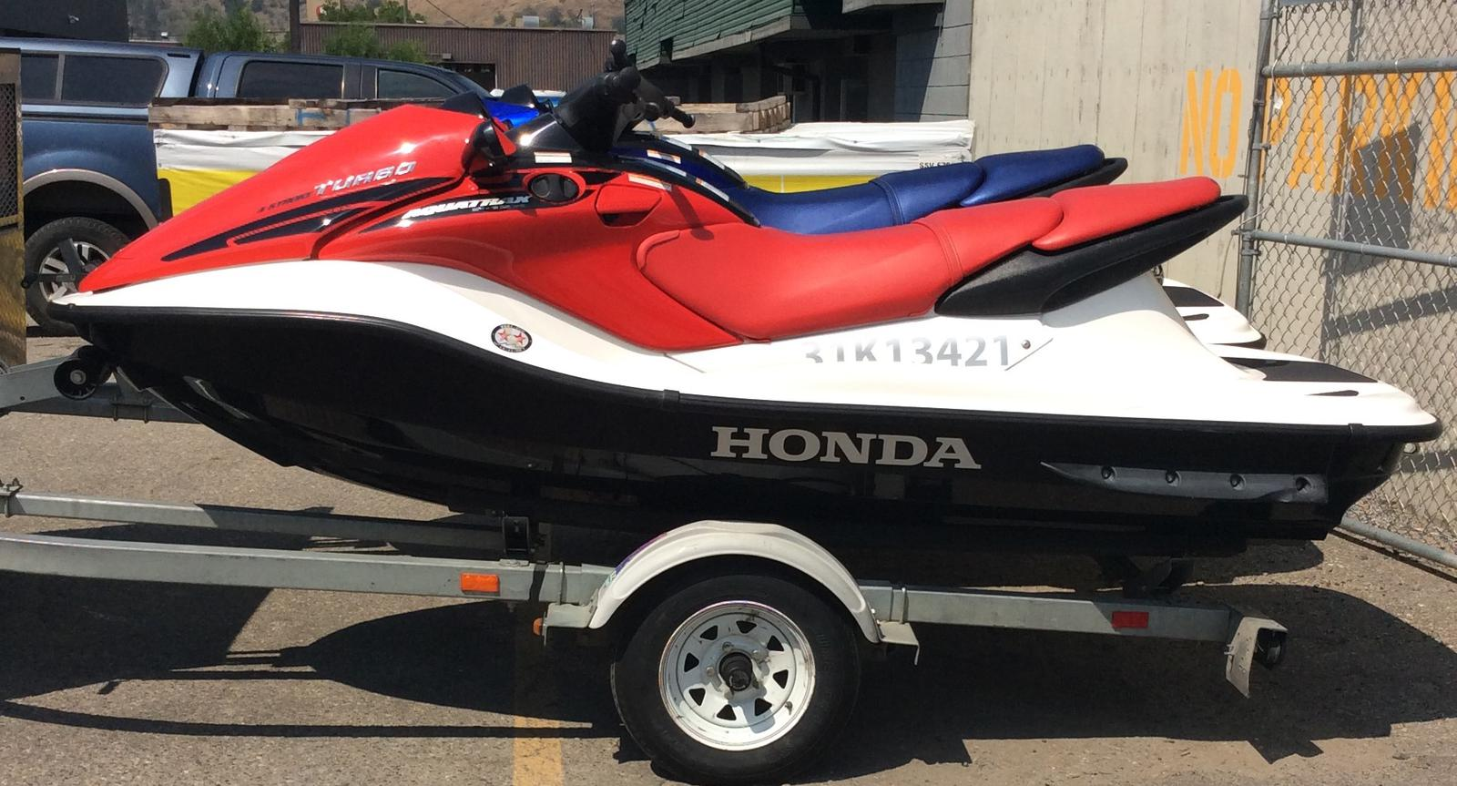 2006 HONDA AQUATRAX 4 STROKE TURBO for sale
