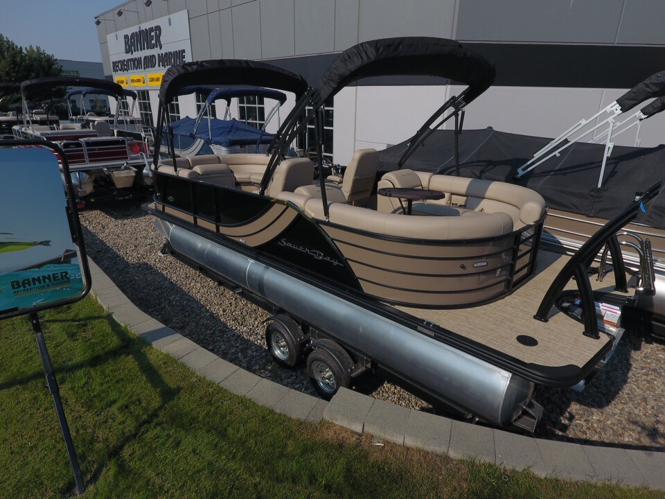 For Sale: 2018 South Bay 523 Rs 3.0 Pontoon Boat ft<br/>Banner Recreation Products