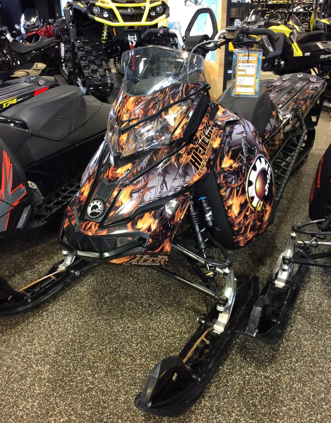Used Snowmobiles For Sale In British Columbia » Sled Buys
