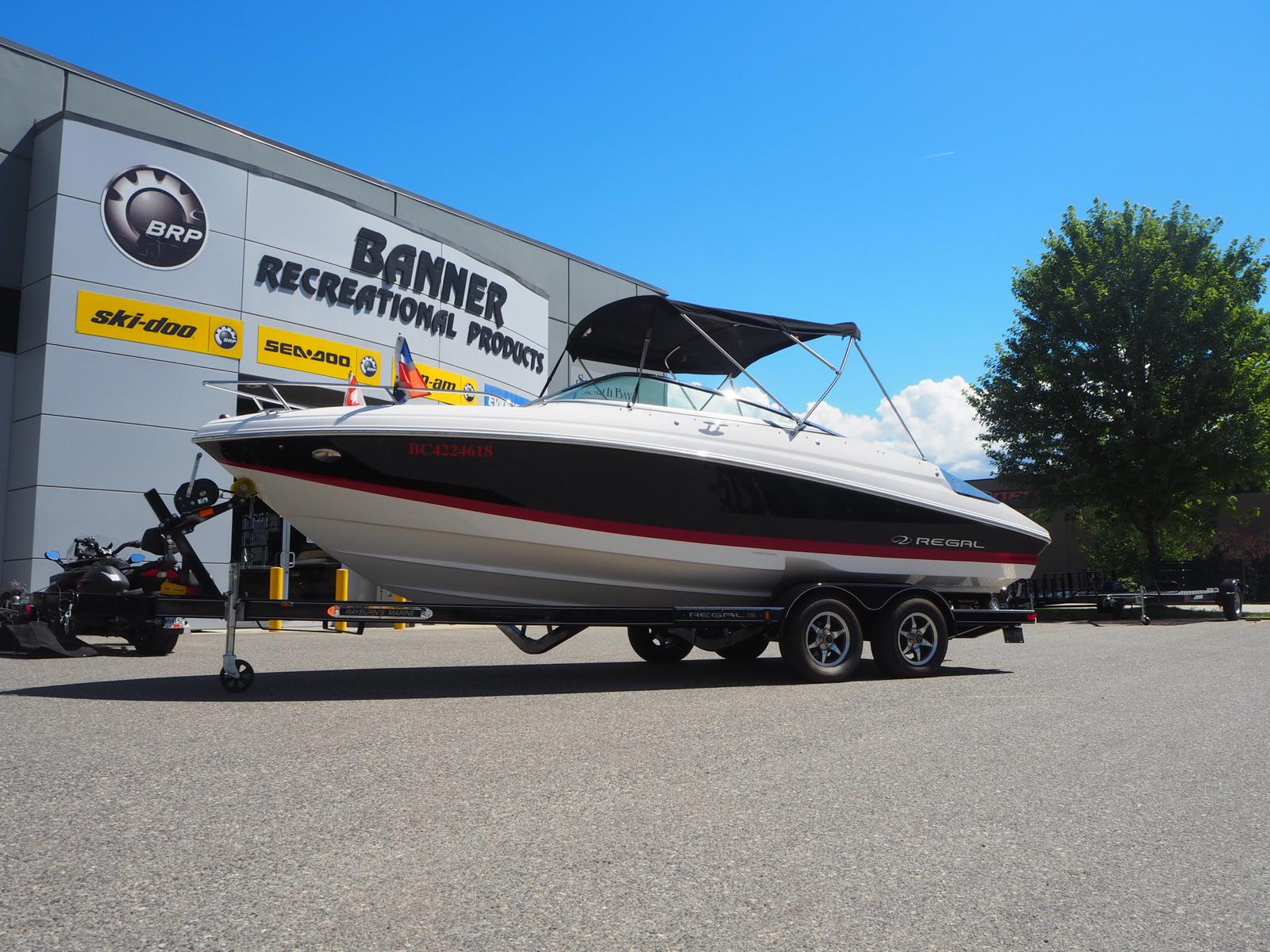 For Sale: 2014 Regal 2250 Cuddy ft<br/>Banner Recreation Products