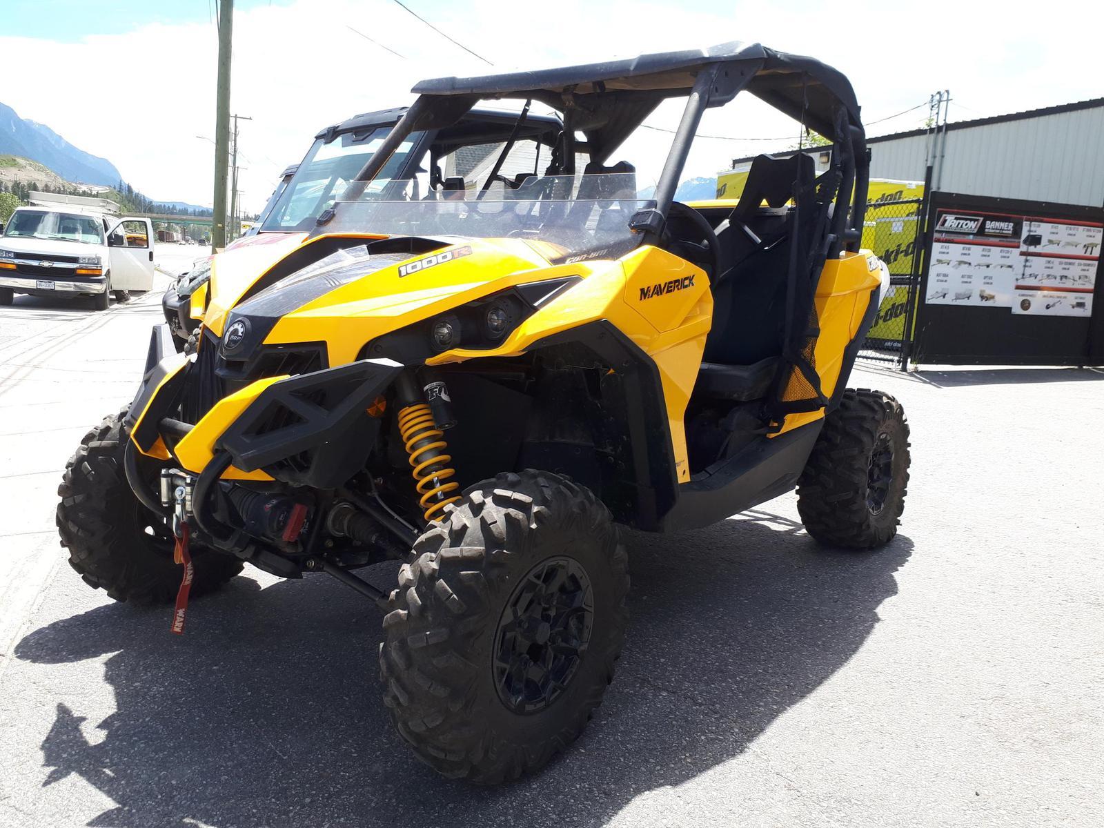 2013 Can-Am ATV Maverick 1000r