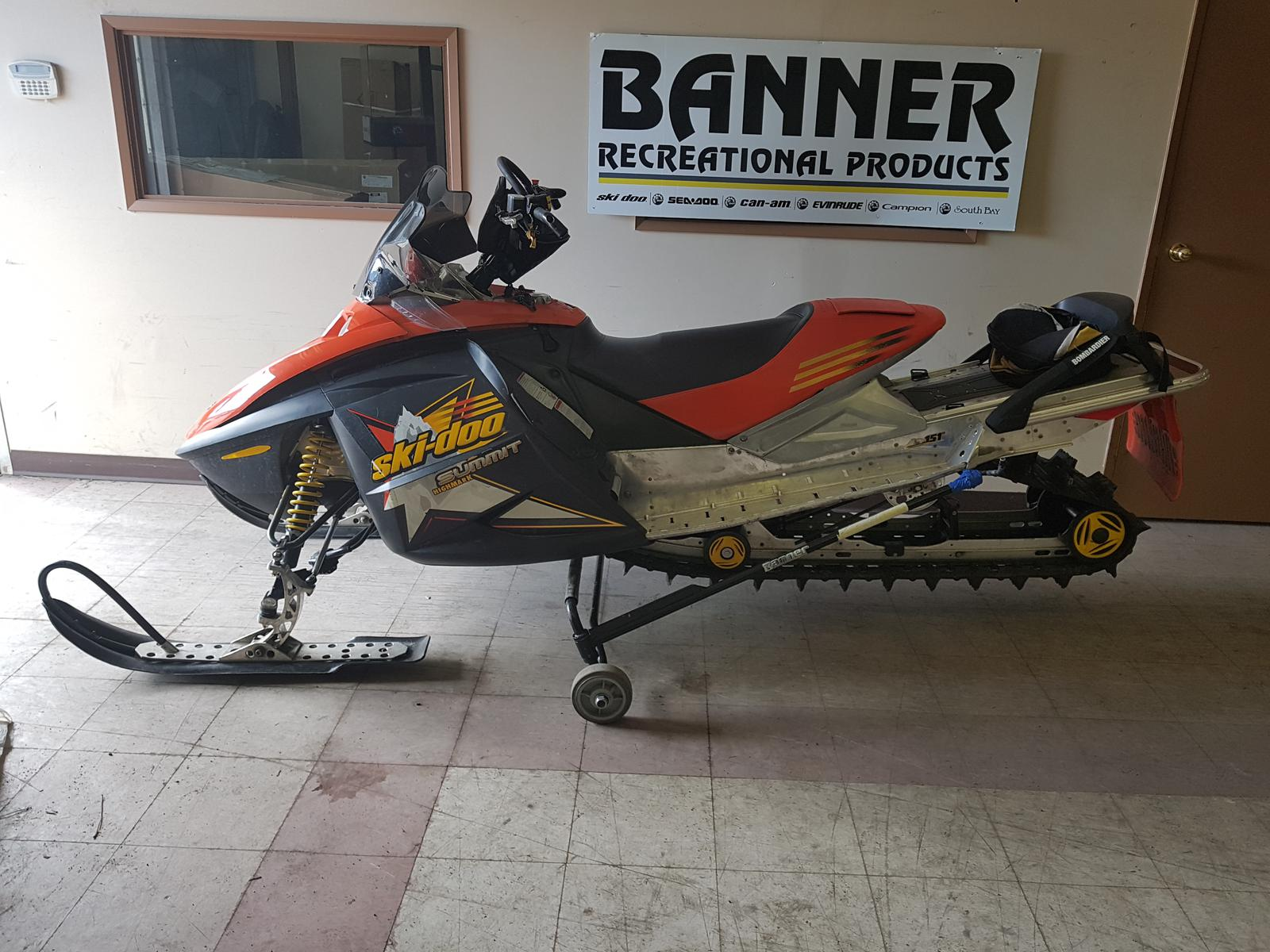 Used Snowmobiles For Sale In British Columbia  U00bb Sled Buys