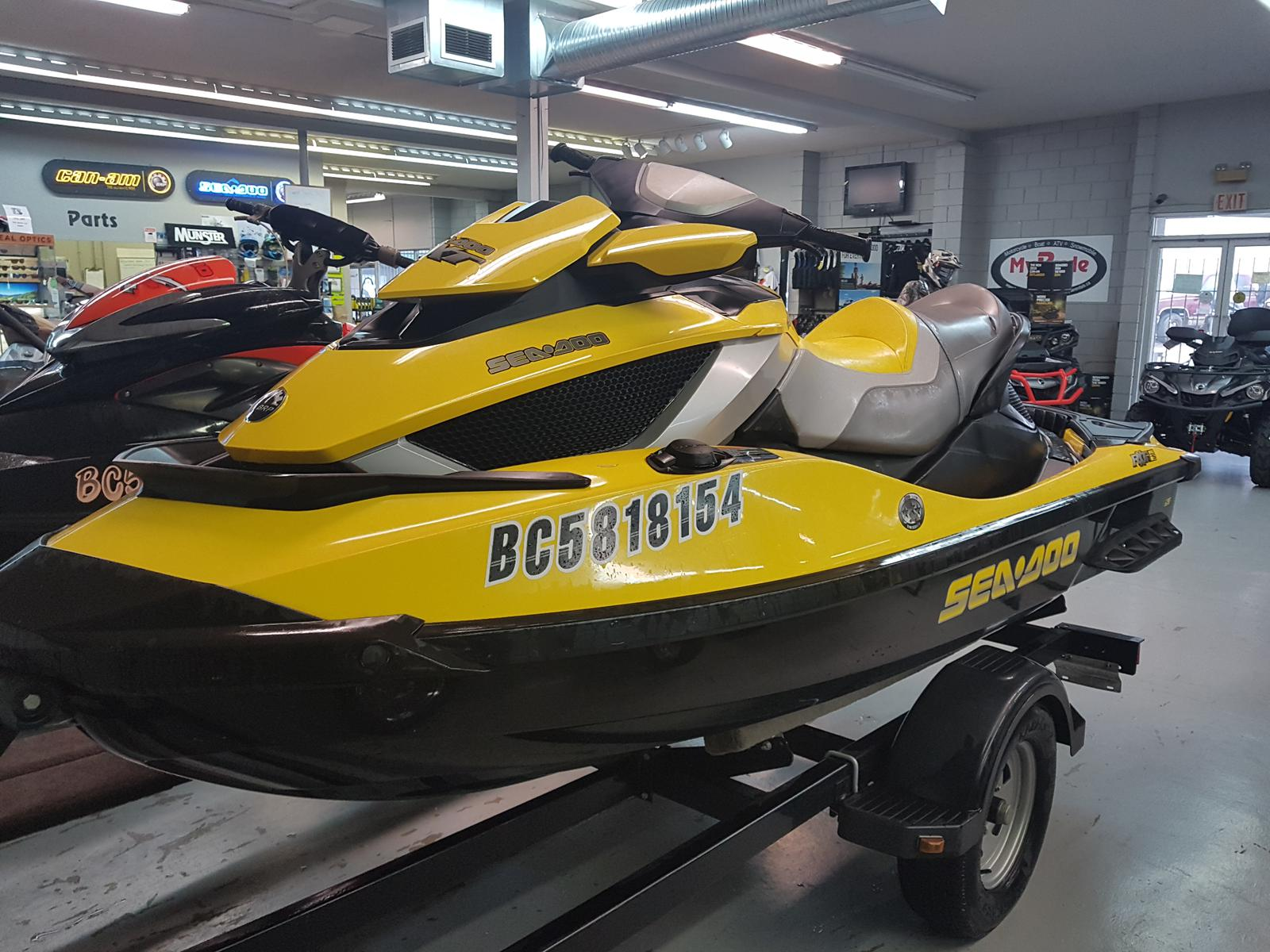 For Sale: 2010 Sea Doo Pwc Rxt Is 260 ft<br/>Banner Recreation Products