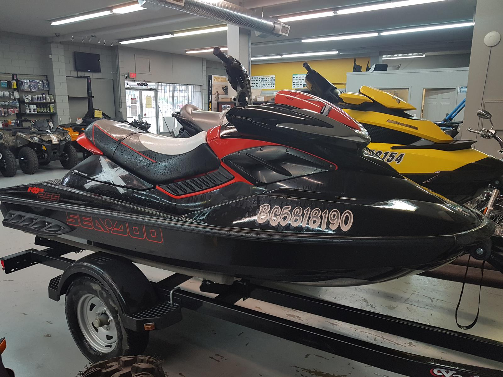 For Sale: 2011 Sea Doo Pwc Rxt X 260 ft<br/>Banner Recreational Products