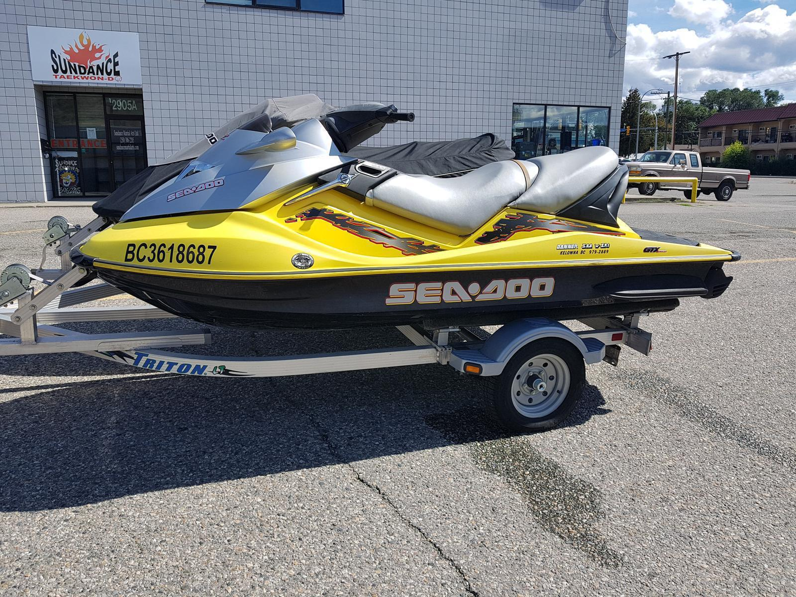 For Sale: 2003 Sea Doo Pwc Gtx ft<br/>Banner Recreation Products