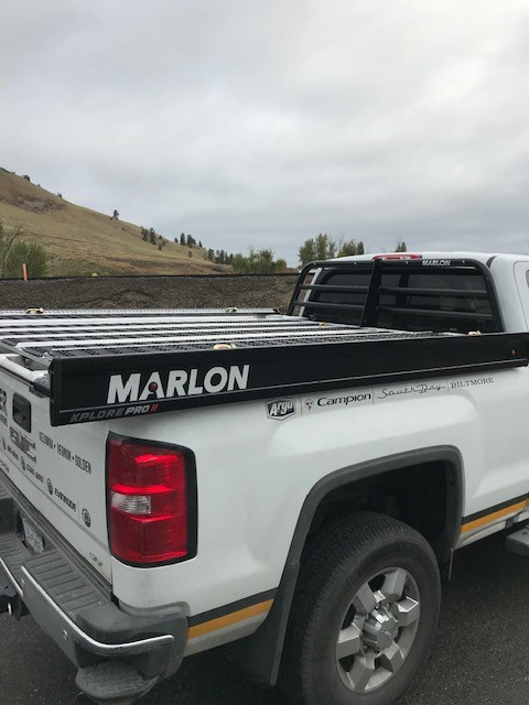 2018 MARLON 1 XPLORE PRO II 8' TRUCK DECK for sale