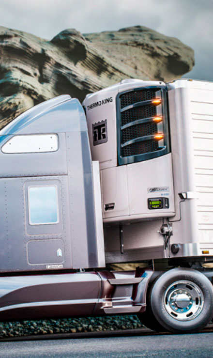 Home Motor Truck Thermo King