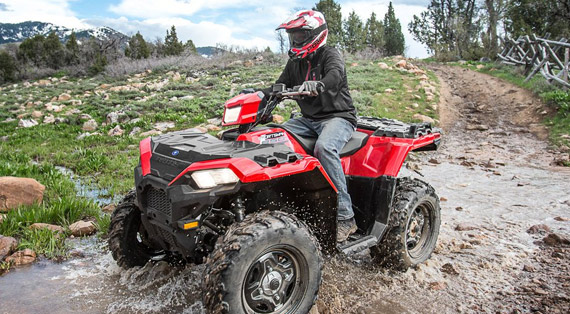 NEW ATVs and SNOWMOBILES