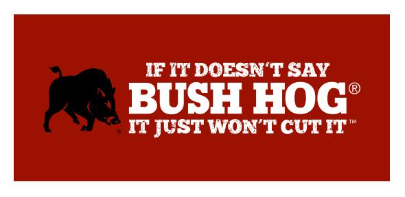 2018 Bush Hog BH5