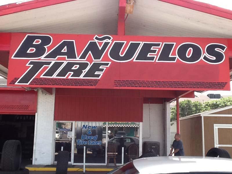 Banuelos Tires Wheels Inc Corpus Christi Tx Tires And Auto