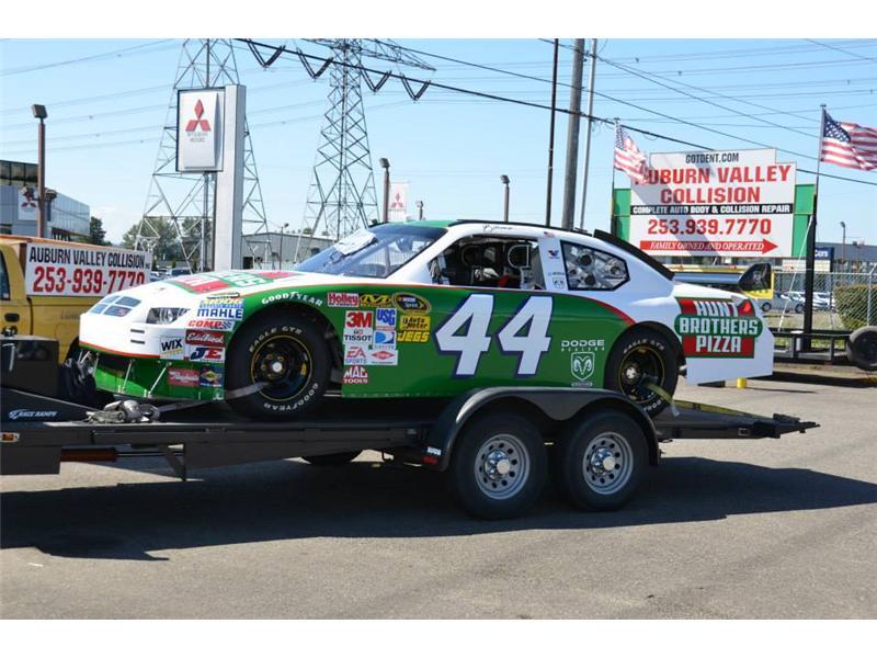 2009 Street Legal NASCAR Sprint Car Gallery Auburn Valley Collision ...