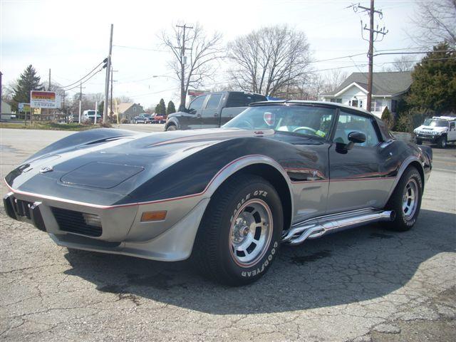 1978 Corvette W Chrome Side Pipes Gallery Mighty Muffler Custom