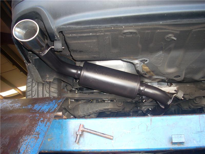 Custom Volvo S60 >> Volvo S60 Gallery Mighty Muffler Custom Exhaust And Auto Repair