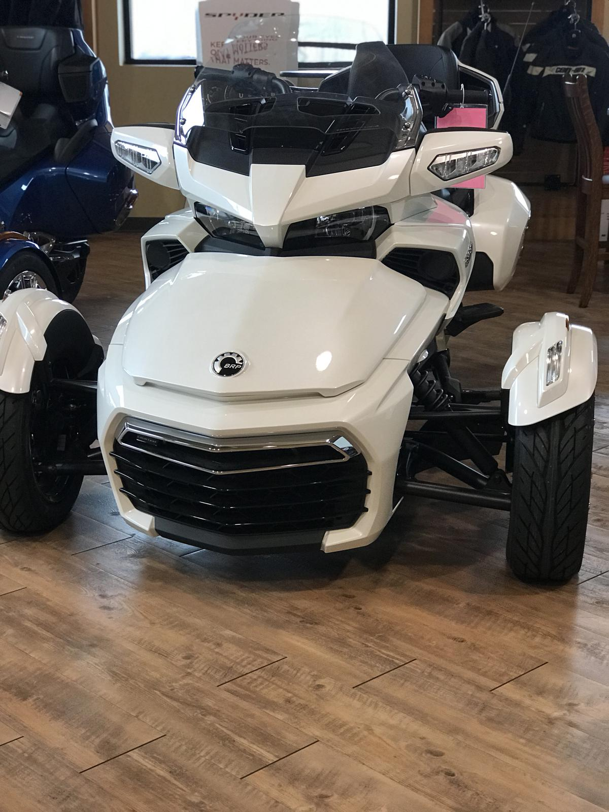2017 Can Am Spyder F3 Limited SE6 for sale in Elma NY