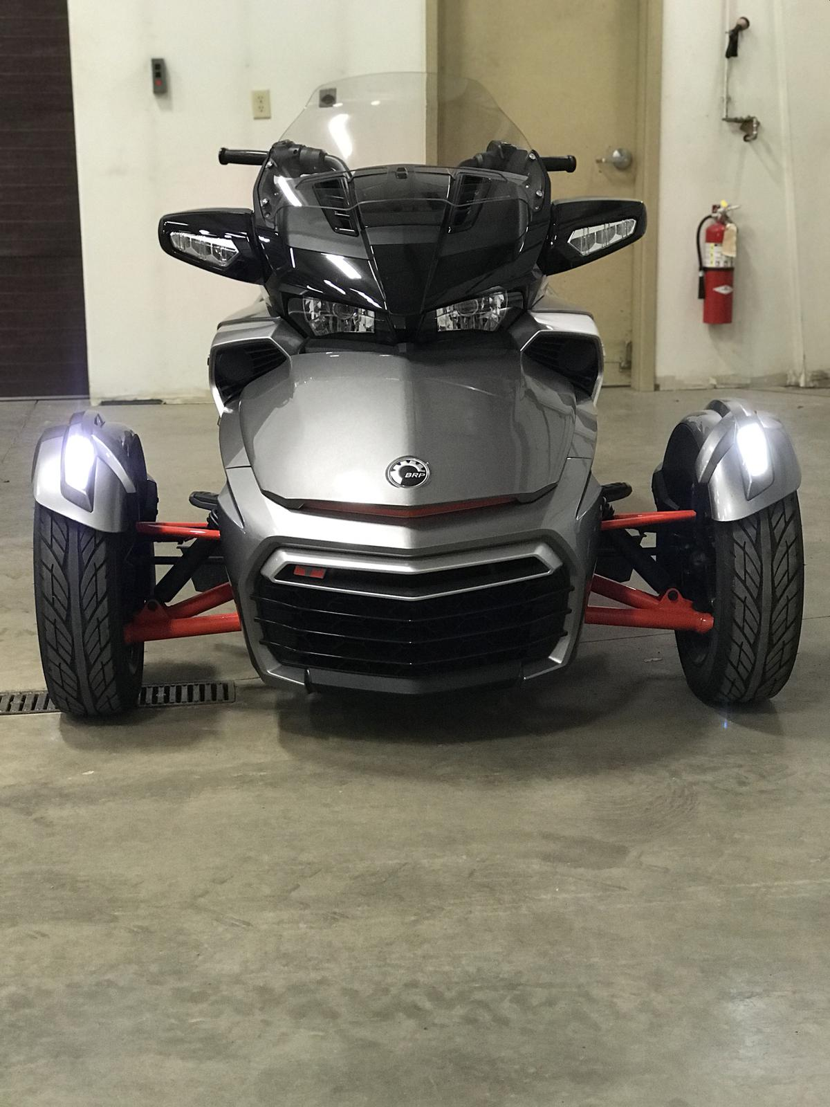 2016 Can Am Spyder F3 T SE6 for sale in Elma NY