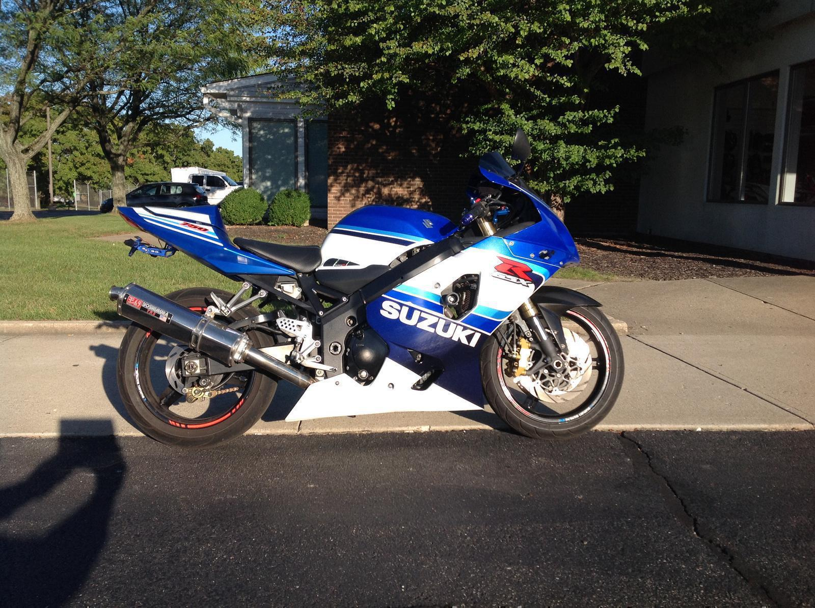 2005 Suzuki GSX-R750 for sale 75159