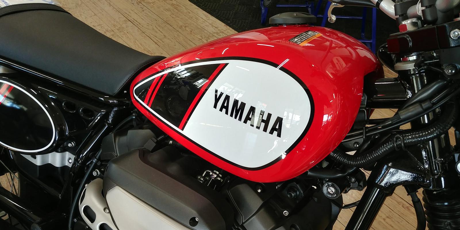 2017 Yamaha SCR950 2