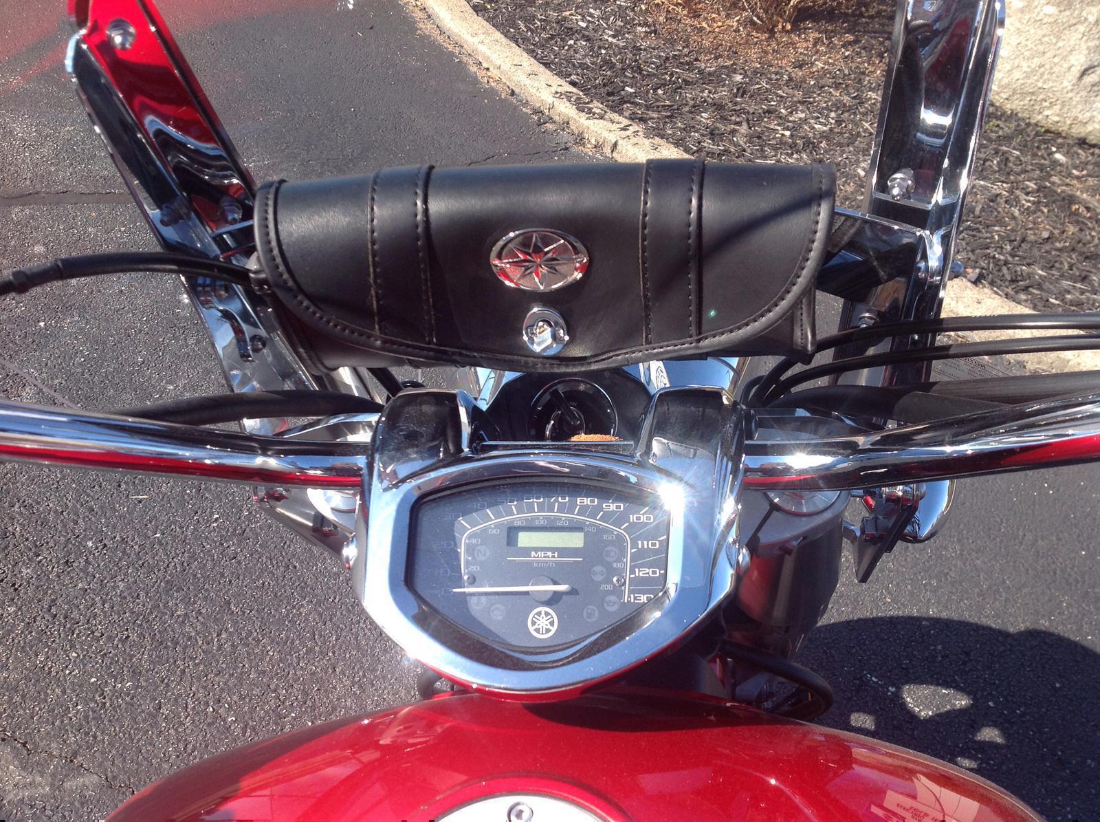 2013 Yamaha V-STAR 1300 Tourer 11