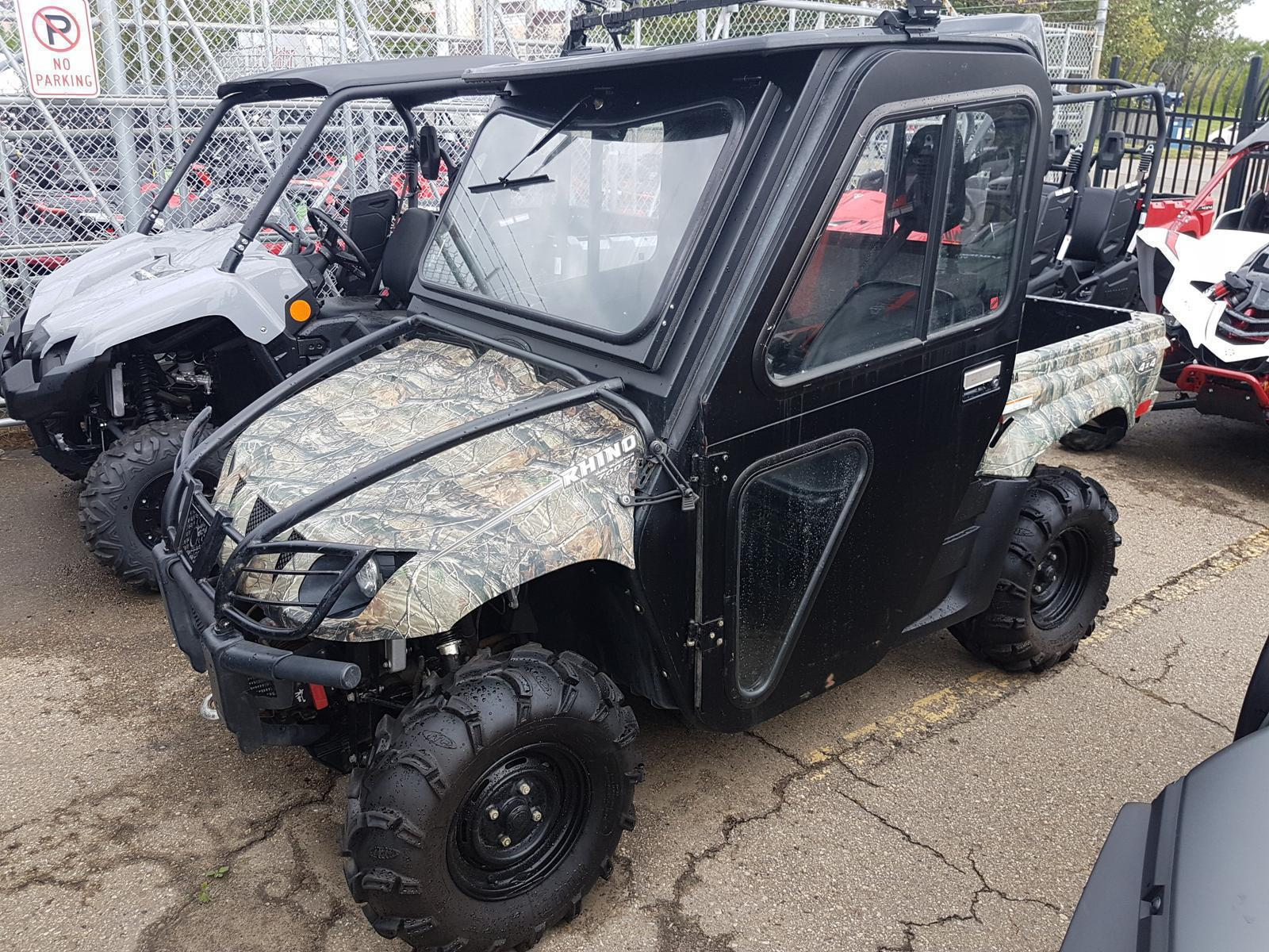 2009 Yamaha Rhino 700 Fi Auto 4x For Sale In St Albert Ab Fuel Filter Location Previous
