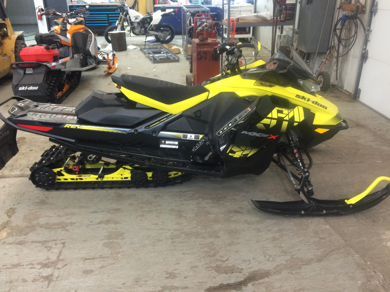 2011 Arctic Cat Crossfire 8 Sno Pro Powersports Snowmobile Water Crafts