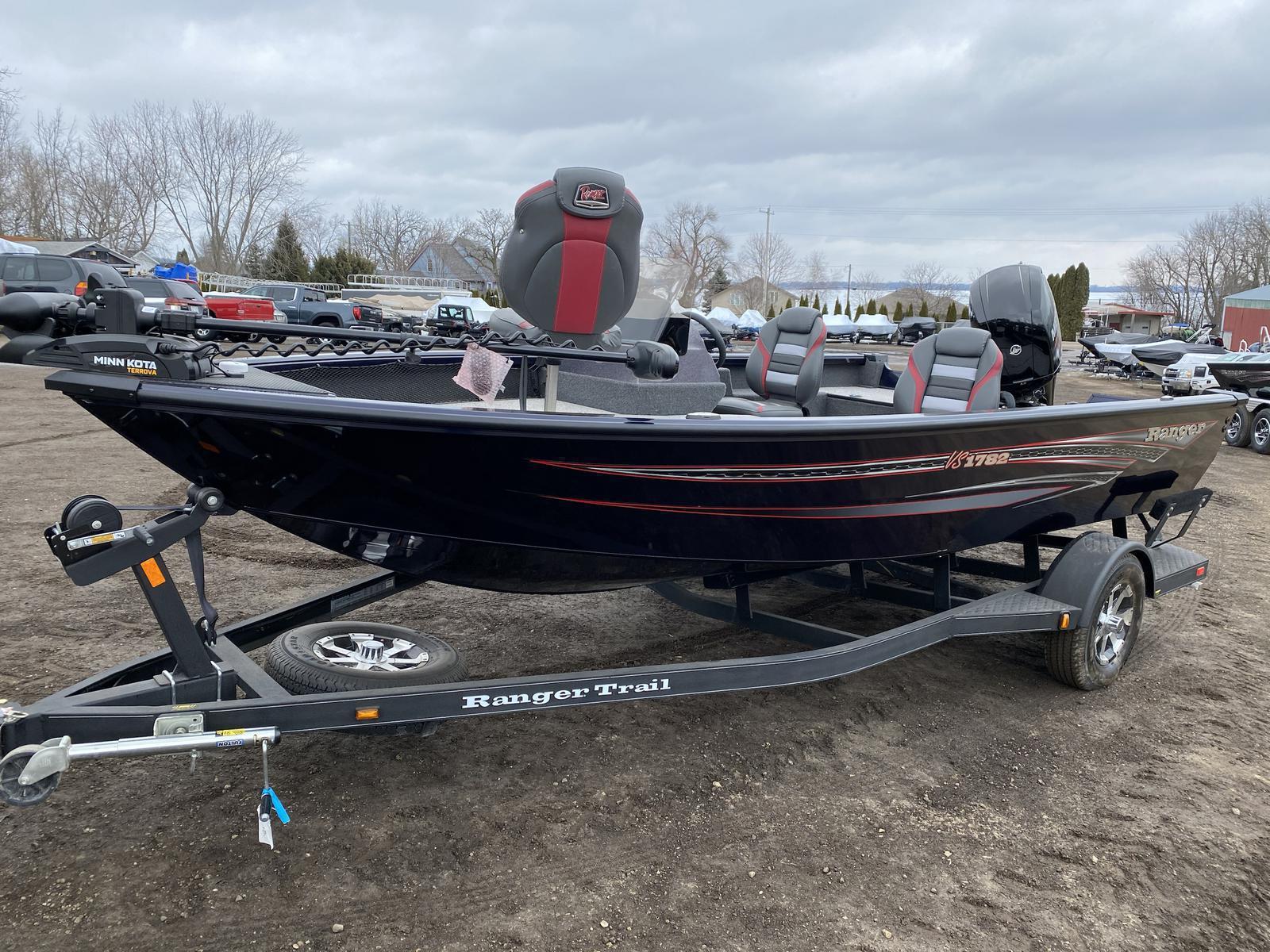 2019 Ranger VS1782 SC side console w/ 150hp Mercury fourstroke! for sale in Stoughton, WI. Quam's Marine & Motor Sports Stoughton, WI (608) 873-3366