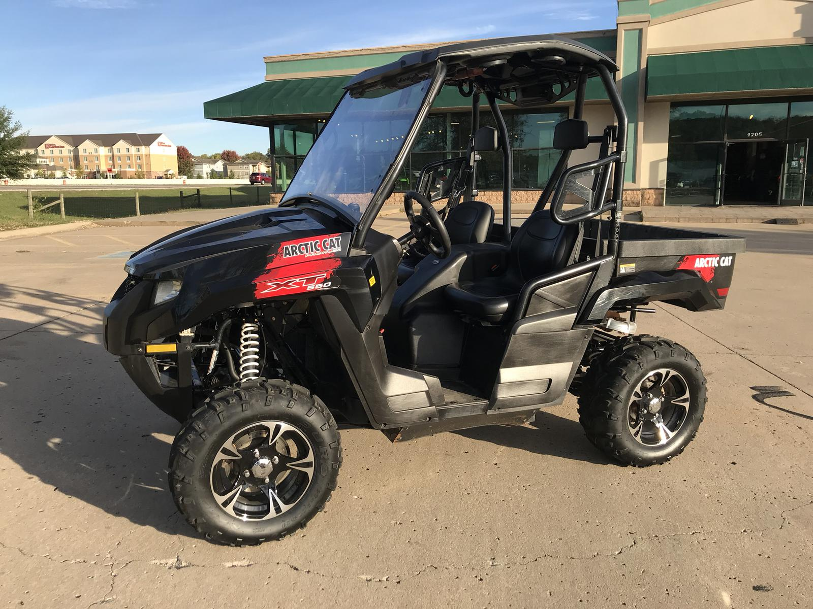 2015 Arctic Cat Prowler 550 XT for sale in Fayetteville AR