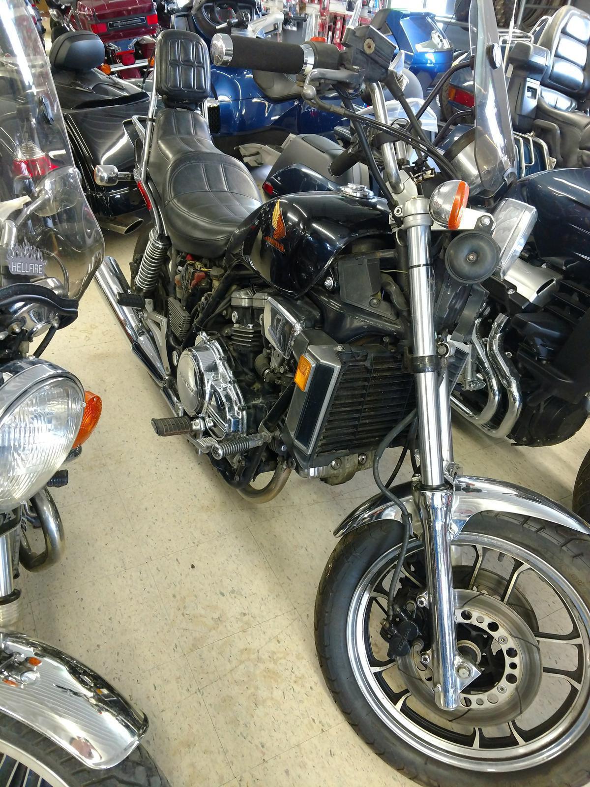 1984 Honda V65 Magna For Sale In Oblong, IL | Sparks U0026 Sons, Inc. (618)  592 4732