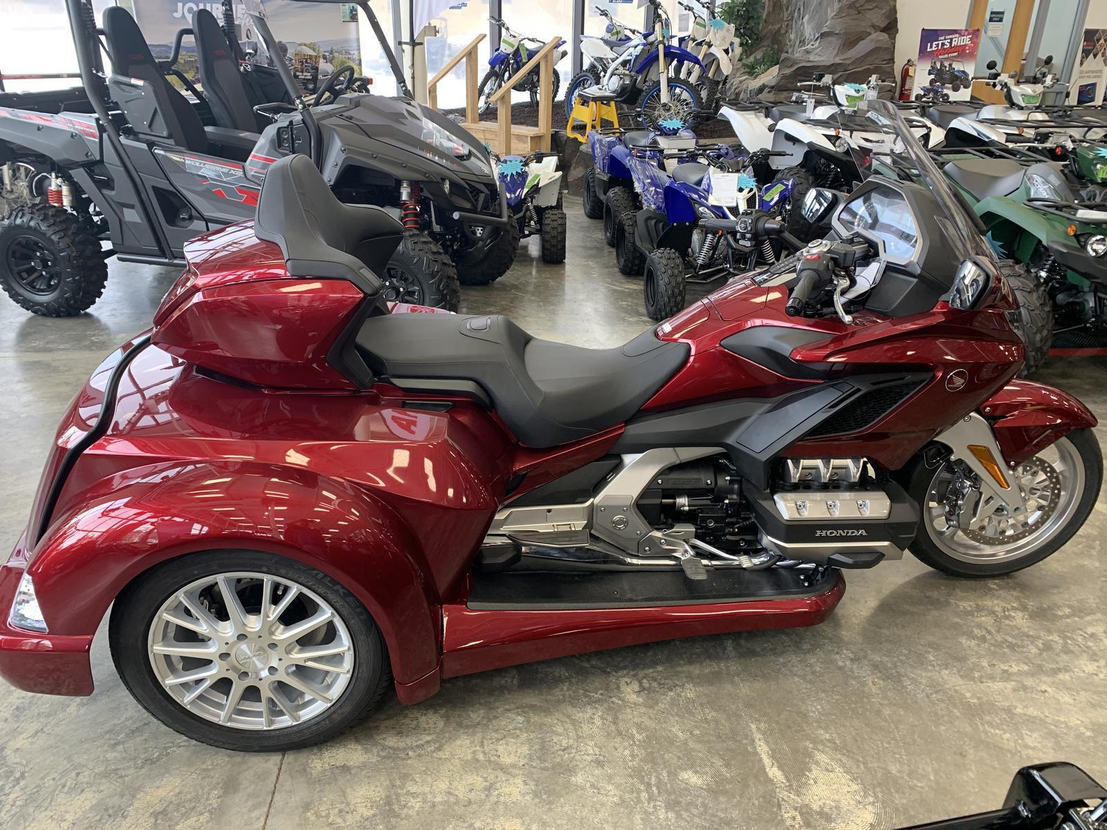 2019 Honda Gold Wing 1800 Tour Trike For Sale In White Bear Lake Mn Tousley Motorsports White Bear Lake Mn 800 Tousley