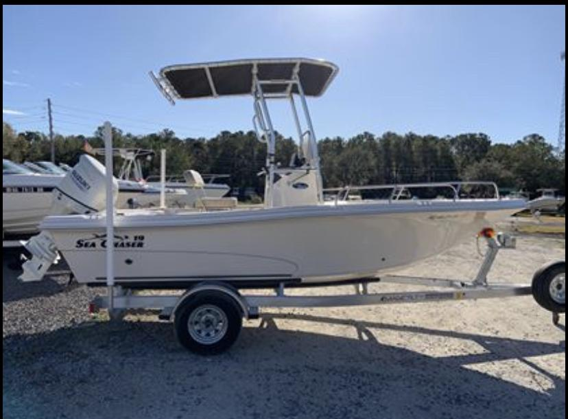 2019 sea chaser 19 sea skiff for sale in johns island, sc. marine warehouse  center  marine warehouse center