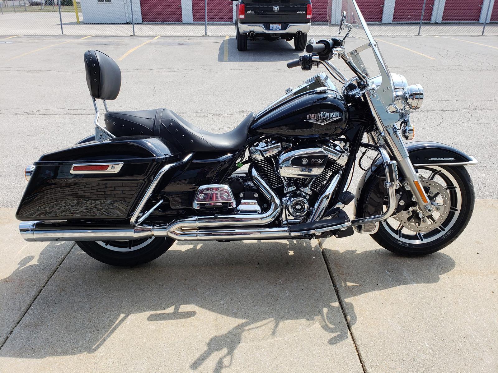 2018 Harley-Davidson® FLHR - ROAD KING (EF for sale in Bay City, MI