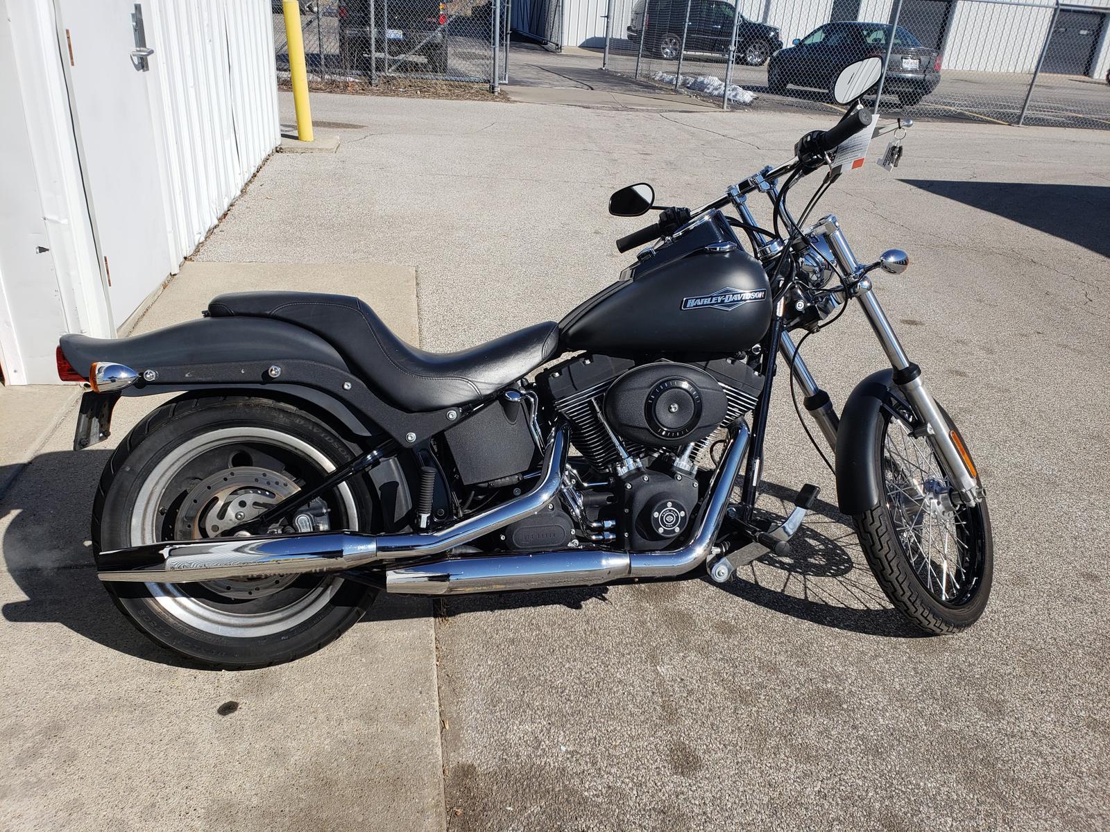 2008 Harley-Davidson® FXSTB - NIGHT TRAIN for sale in Bay City, MI ...